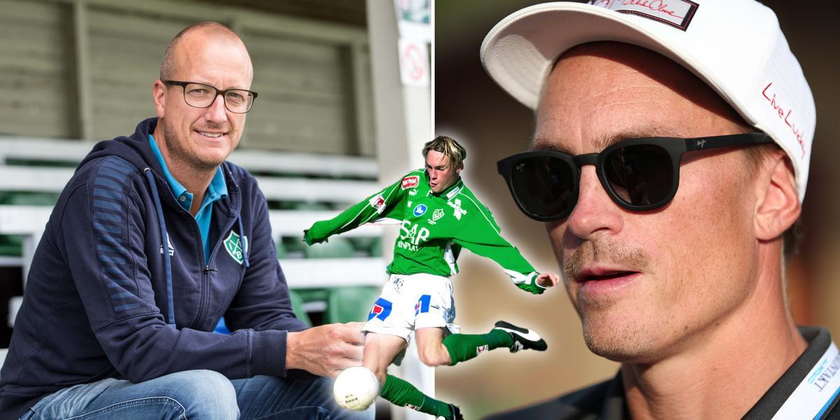 """Lasse Nilsson tillbaka på Vallen – med hyllning till Brage: """"Har Sveriges bästa sportchef"""""""