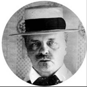 VARUMÄRKE. August Strindberg.Foto: Scanpix
