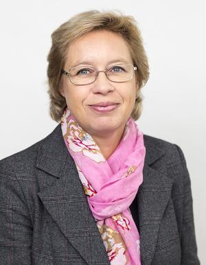 Annika Ahlberg, regionchef för Stockholms län på FTI.