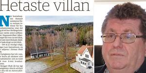Jan Bohman säger att affären är strategisk. Vad huset ska användas till är oklart.