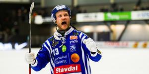 Inget guldjubel i Vänersborg, men på onsdag kan Löfstedt och Villa säkra förstaplatsen i elitserien.