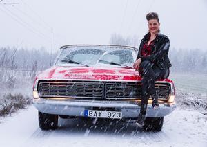 Erica Andersson har ägt sin Ford i snart 12 år – en bil som