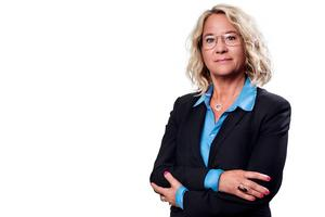 Helena Nyman, chefredaktör DT