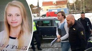 Billy Fagerström dömdes för mordet på Tova Moberg.