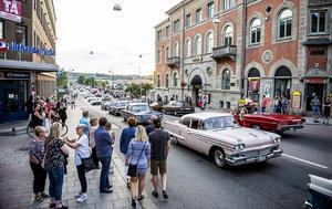 Upp till 25 000 besökare väntas till årets Nostalgidagar i Härnösand mellan den 10 och 14 juli.