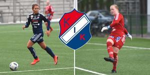 Anna Björklund och Julia Langörgen stannar i Kvarnsveden.