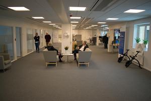 SOS-centralens lokaler har byggts ut och byggts om. De invigdes på måndagen, på tisdag drar verksamheten igång.