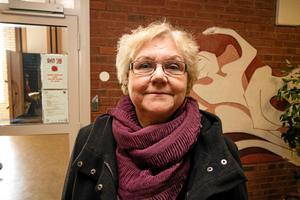 Mona Forsberg är chef för omsorgsförvaltningen vid Hedemora kommun.