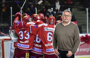 ÖA:s krönikör Pelle Hägglund har tittat på de första 16 omgångarna (ja, 17 för de flesta andra lag) och ger Modo ett MVG. Bild: Robbin Norgren