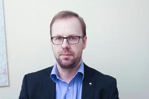 Oppositionsråd Håge Persson (M).
