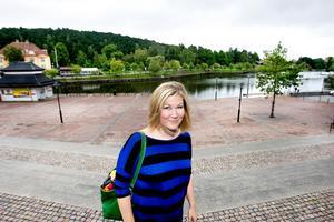 Anna Rautio, verksamhetsledare på Oktoberteatern svarar ett tidigare kulturdebattinlägg.Arkivfoto: Paola N Andersson