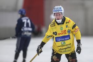 Jonas Engström avgjorde för Broberg.