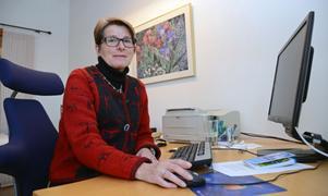 – Jag har haft ett oerhört roligt arbetsliv, men nästan 20 år som chef kan räcka, säger Eva Nederberg, Malung, som nu tar pension.