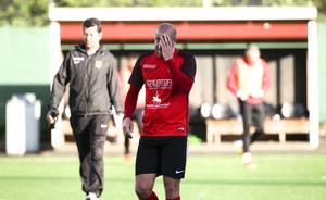Engelsmannen Kenny PAvey har spelat 161 matcher i AIK.