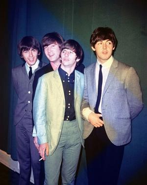 Beatles 1964.
