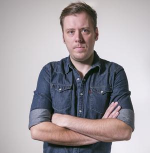 Krönikören Henrik Johansson.