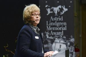 På tisdag meddelar juryns ordförande Boel Westin vem som får årets Alma-pris. Arkivbild.   Fredrik Sandberg TT