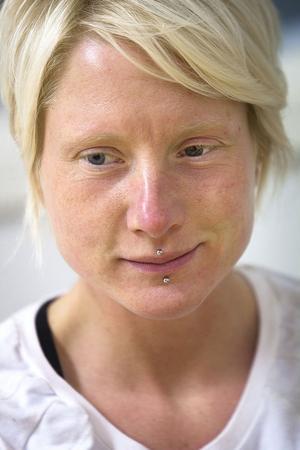Mina texter handlar om allt som är jag, vad jag upprörs av och berörs av, säger Sofia Rapp Johansson.