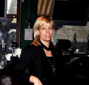 O'Learys vd Petra Granström har lyckats med det som flera andra misslyckats med; att driva restaurang på Torget.