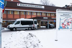 Sjuktransport av Taxi Fagersta till Bergslagssjukhuset i Fagersta.