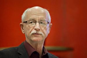 Bengt-Åke Johansson, skattedirektör i region mitt, leder arbetet mot svartjobb inom byggbranschen.