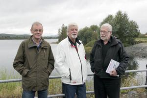 Det nya förslaget för Östernäs kommer från Harry Högberg, Kurt Eriksson och Christer Wallin.