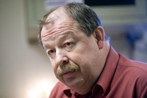 Ulf Jakobsson på OKQ8 lyckades avstyra ett dieselbedrägeri i måndags.