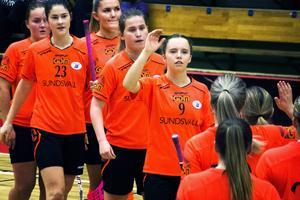 Agnes Wiklund lämnar Sundsvall.