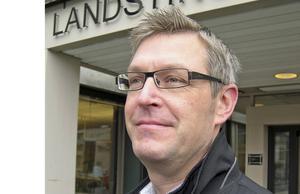 Erik Lövgren (S), ordförande i landstingsstyrelsen i Västernorrland.
