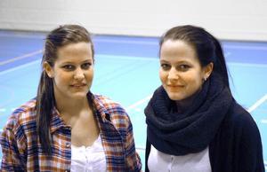 Linn och Lina Larsson blev U18-världsmästare förra året.