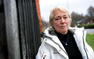 – Tyvärr är det långa väntetider här i Dalarna, säger Gunilla Ordéus. Foto: Anna Klintasp/Arkiv/DT