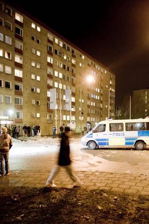 """Malmöpolisernas rasistiska attityder är ett större problem än """"enskilda rötägg"""".                                                    Foto: Scanpix"""