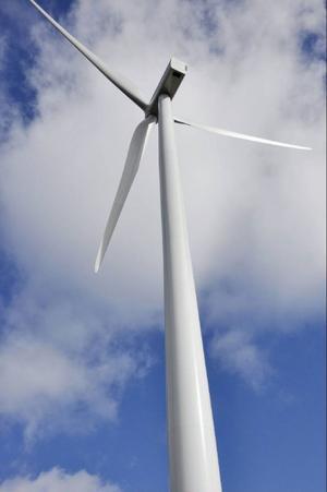 Återbäringen till byarna från Havsnäs vindpark har fördelats för innevarande år. Foto: Evy-Ann Mattsson