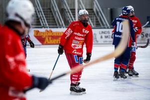 Markus Norberg deppar.