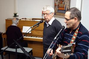 Old Boys sjunger