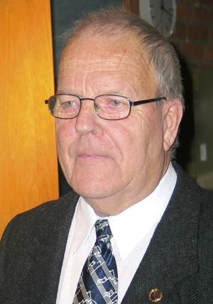 Ingvar Johansson har avlidit.