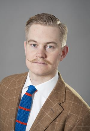 Anders Österling har doktorerat om fastighetsmarknaden.