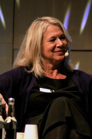 Helena von Zweigbergk är författare till den första boken som ingår i Boksnack.