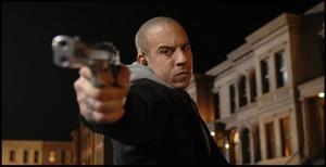 Haveri. Vin Diesel-maskinen på tomgång.  Foto: Nordisk Film
