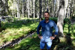 Jerry Engström tror att årets upplaga av Höga Kusten Hike kommer bli den bästa hittills.