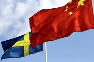 Moderaterna vill stoppa Borlänges utbyte med Kina. Foto: Paul Madej / SCANPIX.