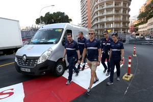 Det var tunga steg för Marcus Ericsson ut från kvalet i Monaco. Han var långsammast av samtliga 20 bilar och tvingas nu starta näst sista position i söndagens race på en bana där det, även om man har fart i bilen, är närmast omöjligt att köra om.