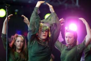 T-dance blev årets Drakungar och de framförde sin dans