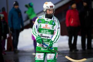 Charlotte Selbekk gjorde VSK:s mål mot AIK.