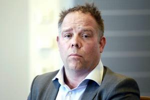 Jörgen Tranevik hoppades av för två veckor sedan.