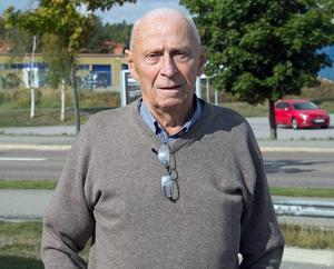 Bengt Sundström väljer att kliva av som ordförande för Sandarne församlingsråd.