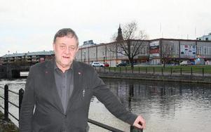 Peje Michaelsson är frivilligledare för Röda korsets häktesgrupp. Foto: Erik Jerdén