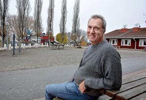 Leif Edh (VFÅ) har synpynkter på landstingets sjukvård. Arkivfoto.