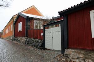 Gamla Boktryckargården på Kyrkbacken