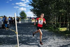 Johanna Albertsson, Stugun, vann damtävlingen i Hara terräng.